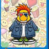 el Look de mi pinguino(Antiguamente)